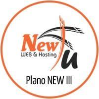 Plano de Hospedagem NEW4U IIi